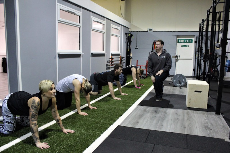 Small Group Training @ Dynamic Strength & Fitness